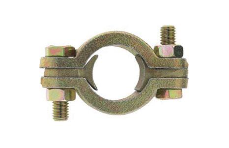 Malleable cast iron clamp | Grüning + Loske GmbH