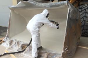 Polyurea coatings
